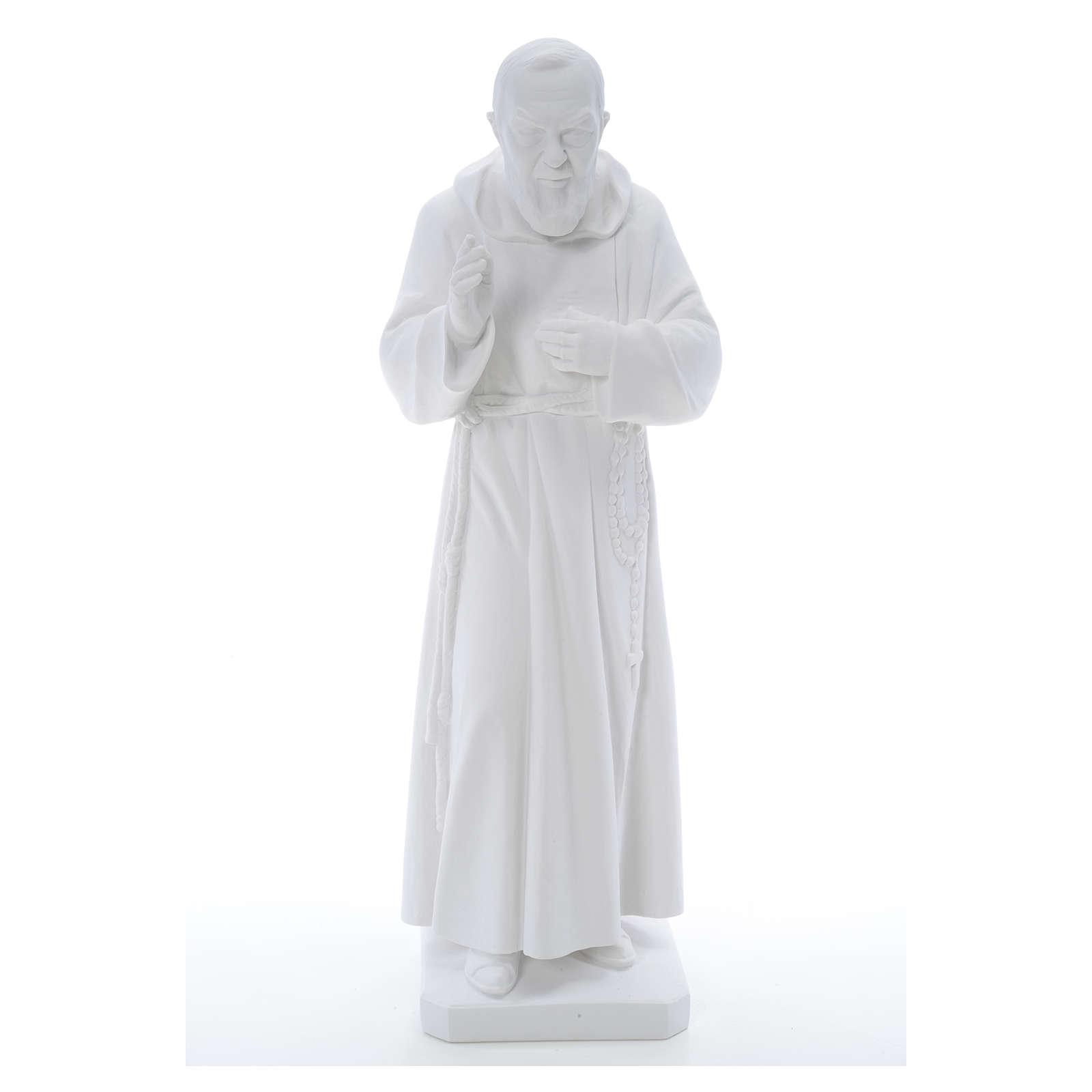 San Pio 60 cm marmo sintetico 4