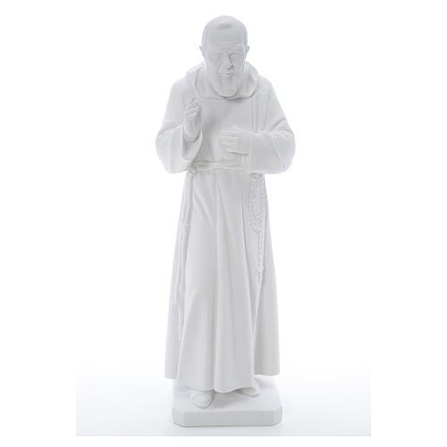 San Pio 60 cm marmo sintetico 1