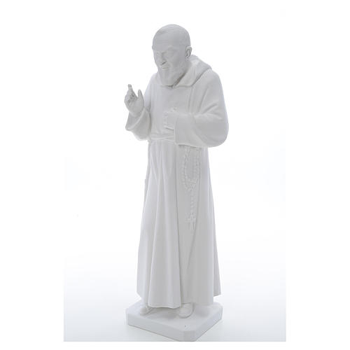 San Pio 60 cm marmo sintetico 2