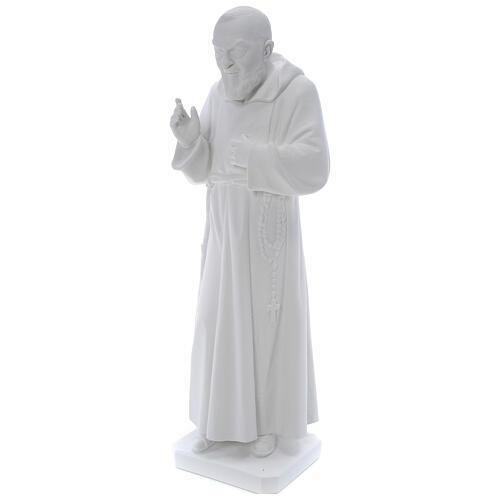 San Pio 60 cm marmo sintetico 3