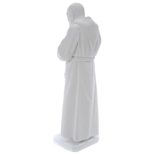 San Pio 60 cm marmo sintetico 5