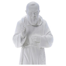 São Pio 60 cm mármore sintético