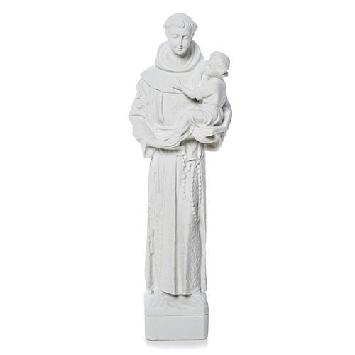 San Antonio de Padua polvo de mármol 30 cm 1