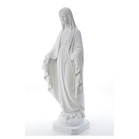 Estatua de la Milagrosa polvo de mármol 50-80 cm s10