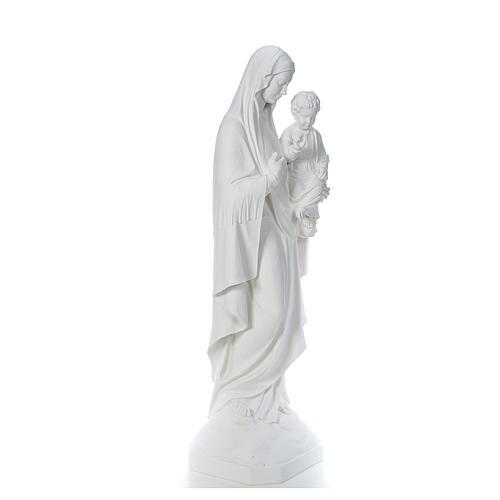 Madonna della Consolata cm 130 marmo 4
