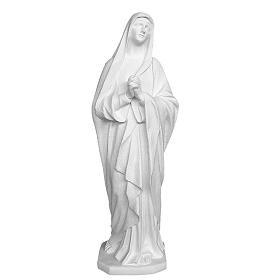 Nossa Senhora das Dores 105 cm mármore sintético