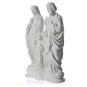 Sagrada Família 40 cm imagem mármore