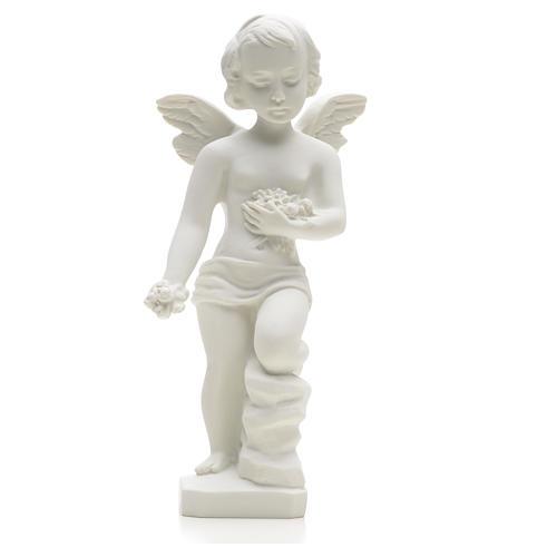 Angelo gettafiori 25 cm marmo 3