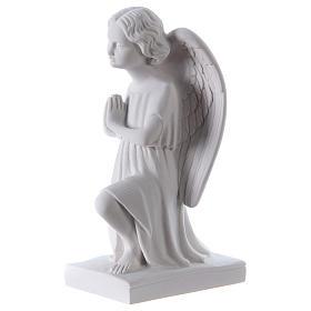 Angel, left, in Carrara marble dust 9,84in s3
