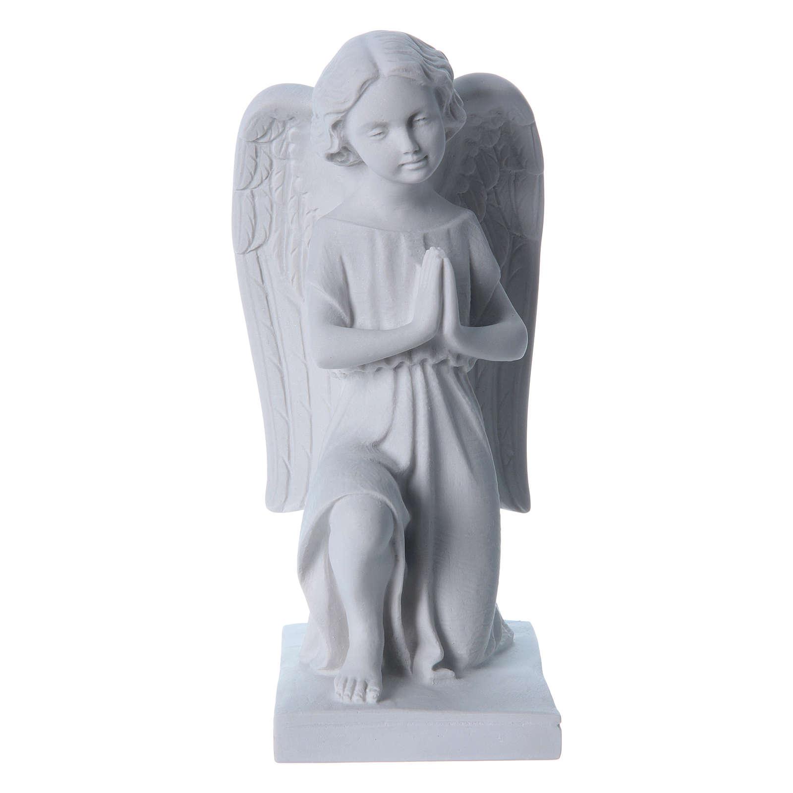 Angelito derecha cm 25 polvo de mármol 4
