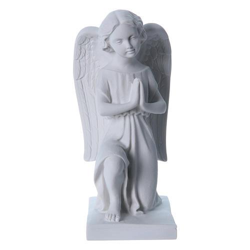 Angelito derecha cm 25 polvo de mármol 1