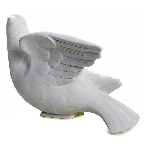Gołębica zwrócona ku górze 15 cm 3