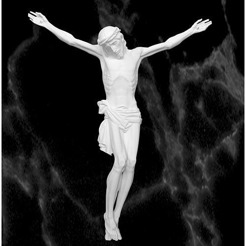 Crucifix Appliquè, 80 - 100 - 150 cm in fiberglass 1