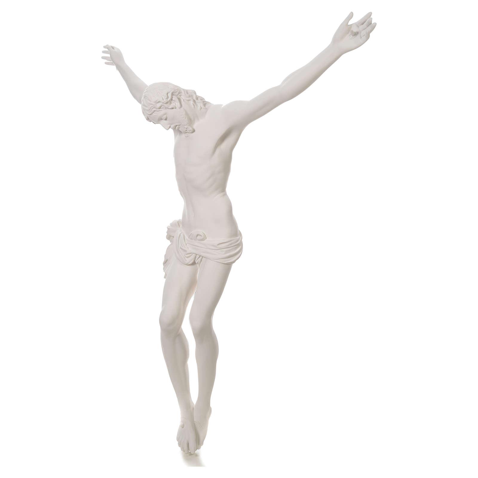 Crocifisso targa vetroresina  90-120 cm 4