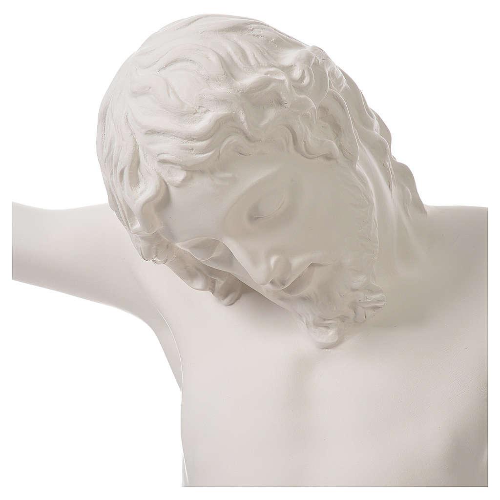 Crucifixo placa em fibra de vidro 90-120 cm 4