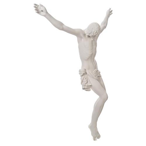 Crucifixo placa em fibra de vidro 90-120 cm 18