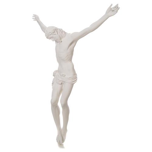 Crucifixo placa em fibra de vidro 90-120 cm 19