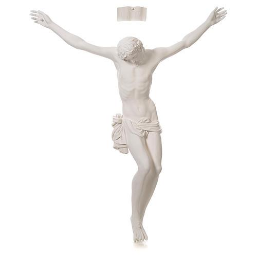 Crucifixo placa em fibra de vidro 90-120 cm 1