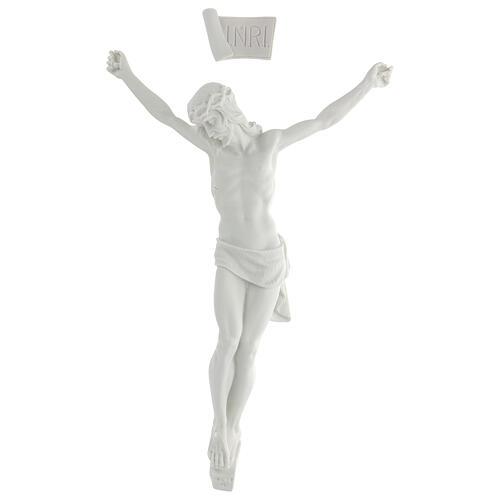 Corpo di Cristo marmo sintetico 50 cm 1