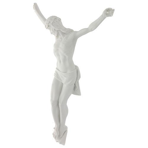 Corpo di Cristo marmo sintetico 50 cm 3