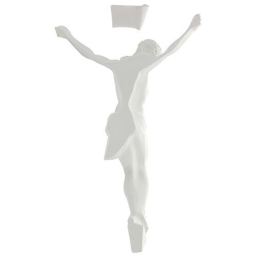 Corpo di Cristo marmo sintetico 50 cm 5