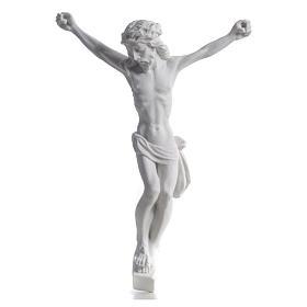 Corpo di Cristo polvere di marmo 13-27 cm s4
