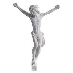 Corpo de Cristo pó de mármore 13-23-27 cm