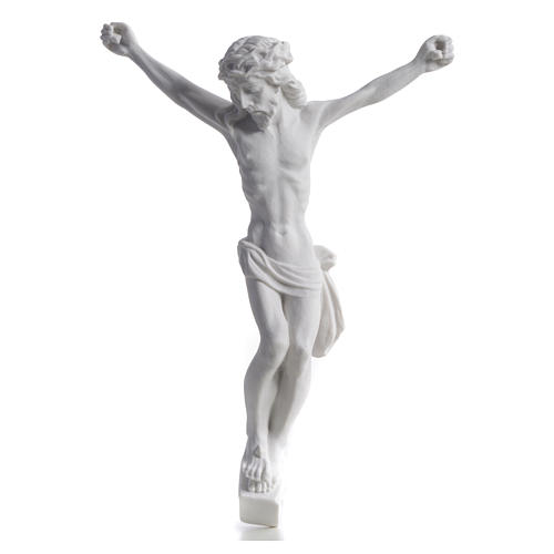 Christ's body, reconstituted marble statue 13-27 cm 5