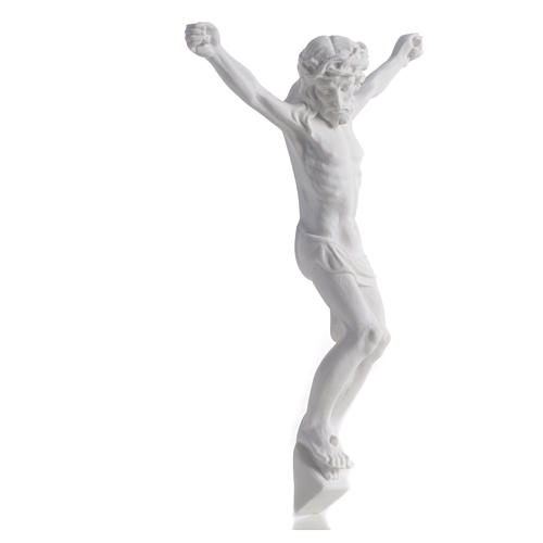Christ's body, reconstituted marble statue 13-27 cm 6