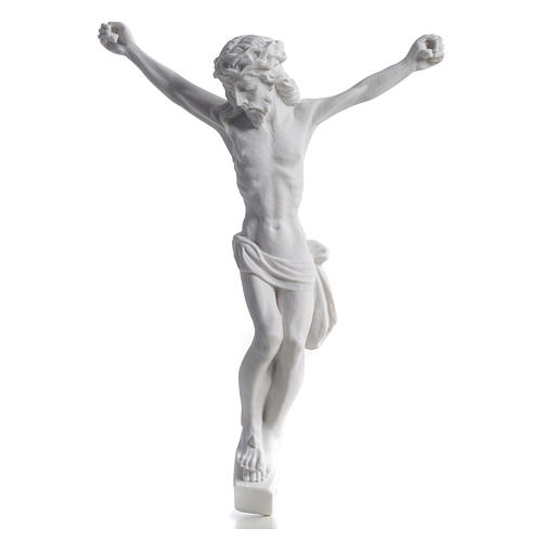 Christ's body, reconstituted marble statue 13-27 cm 2