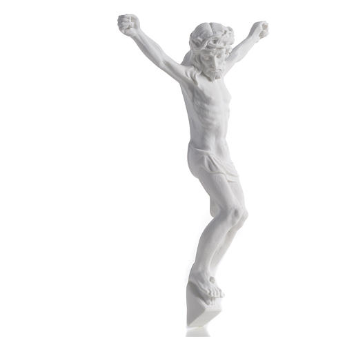 Christ's body, reconstituted marble statue 13-27 cm 3