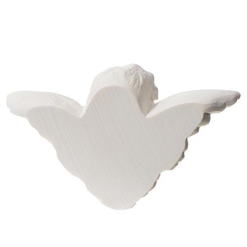 Testa angelo 13 marmo sintetico 2