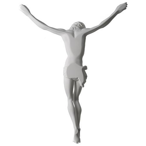 Corpo di Cristo marmo sintetico 60 cm 3