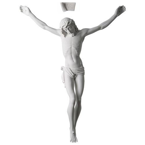 Ciało Chrystusa marmur syntetyczny 60 cm 1