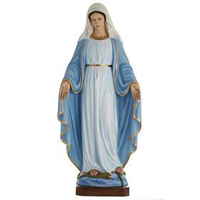 Imagen de María Inmaculada 100 cm de mármol sintético pintado s1