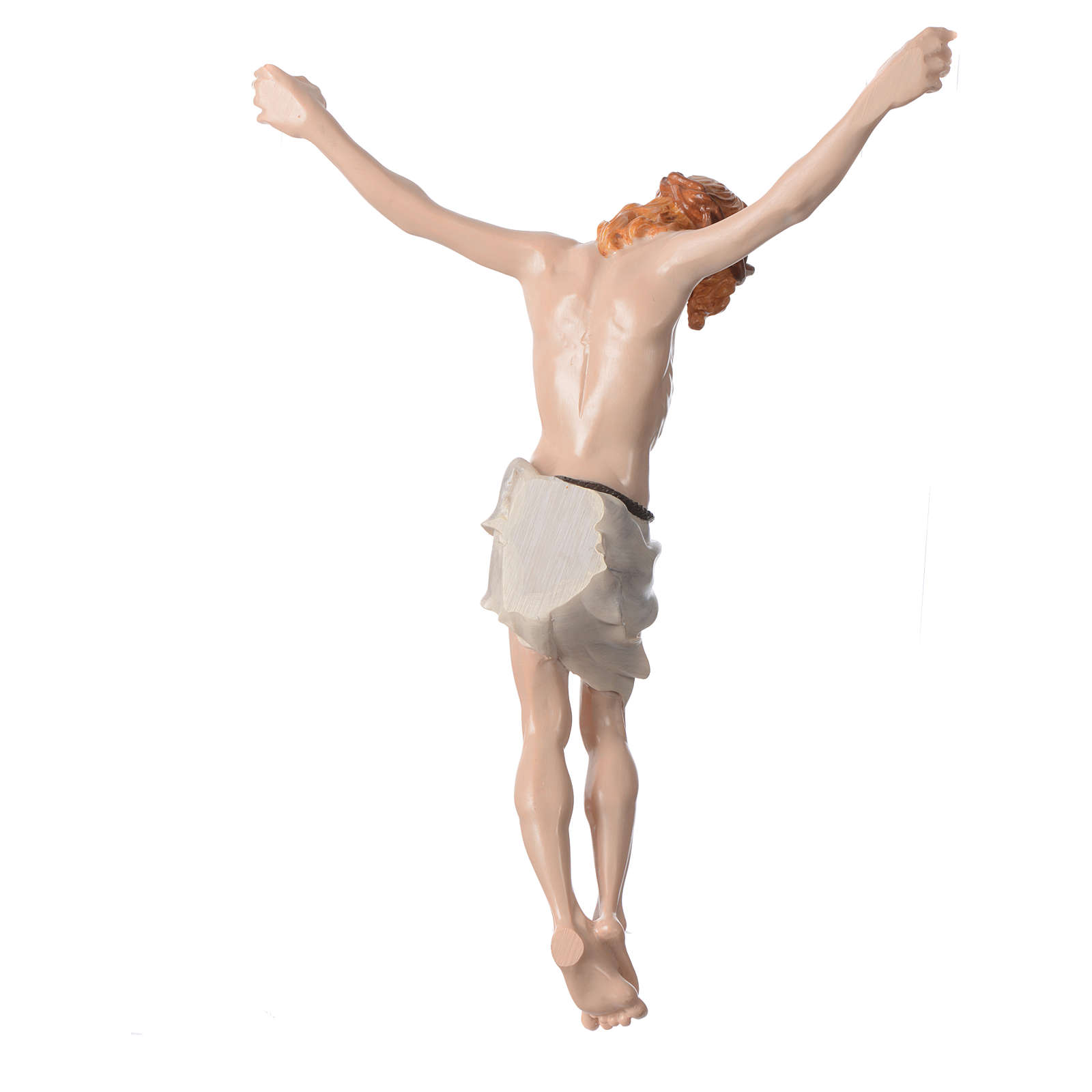 Christ's body in marble dust hand painted 4