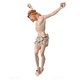 Christ's body in marble dust hand painted s2