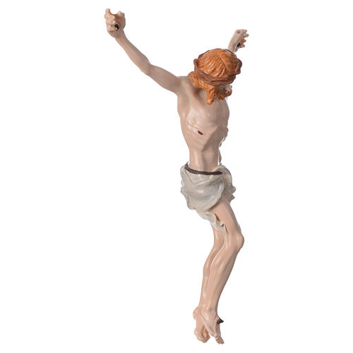 Christ's body in marble dust hand painted 3