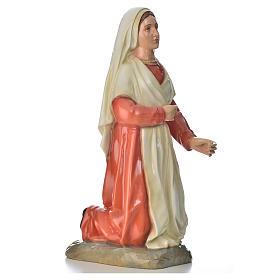 Imagen de Santa Bernadette 63 cm de mármol pintado s4
