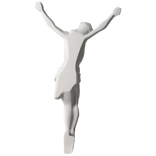 Corpo di Cristo marmo sintetico 60 cm 5