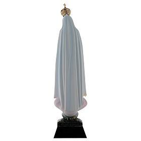 Nossa Senhora de Fátima resina strass 22 cm s4