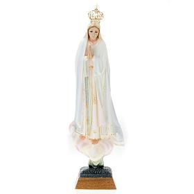 Our Lady of Fatima, plastic statue, 45 cm s1
