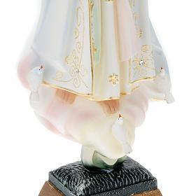 Our Lady of Fatima, plastic statue, 45 cm s7
