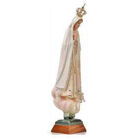Our Lady of Fatima, plastic statue, 45 cm s13