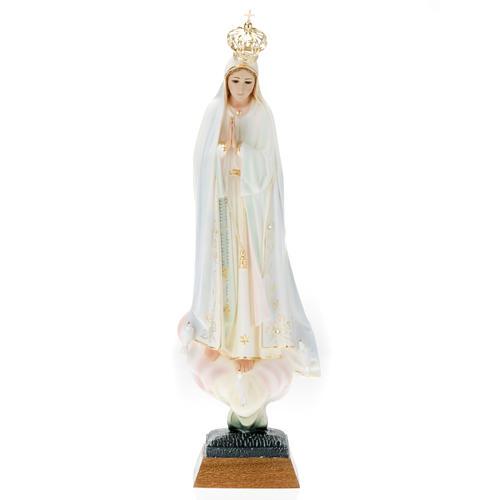 Our Lady of Fatima, plastic statue, 45 cm 1