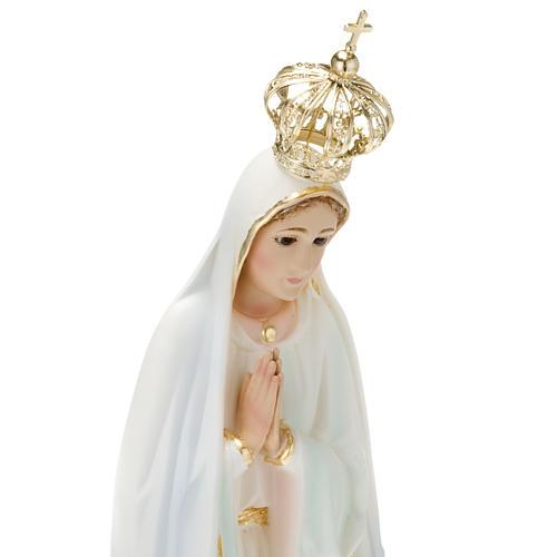Our Lady of Fatima, plastic statue, 45 cm 4