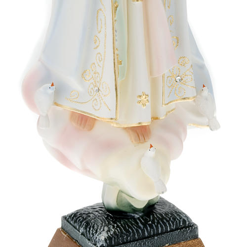 Our Lady of Fatima, plastic statue, 45 cm 7
