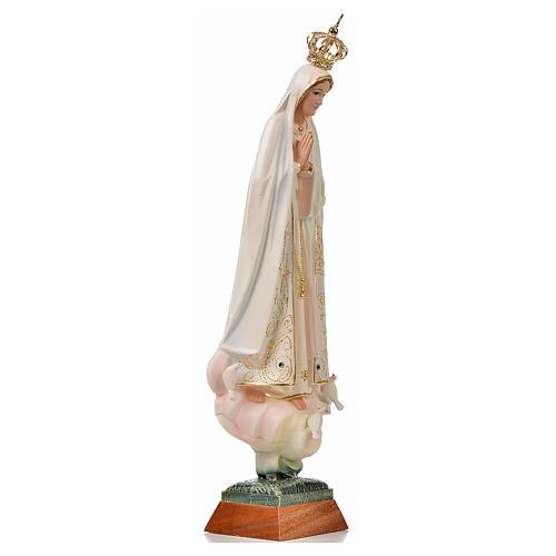 Our Lady of Fatima, plastic statue, 45 cm 8