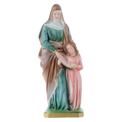 Statua Sant'Anna 30 cm gesso 1