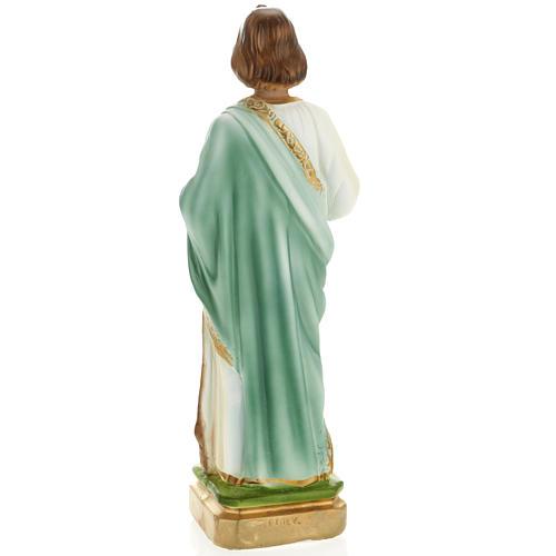 Statua San Giuda 30 cm gesso 4